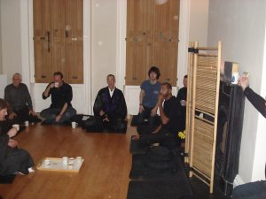 Blackburne Terrace zendo