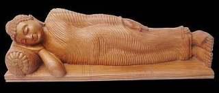 Image of reclining buddha